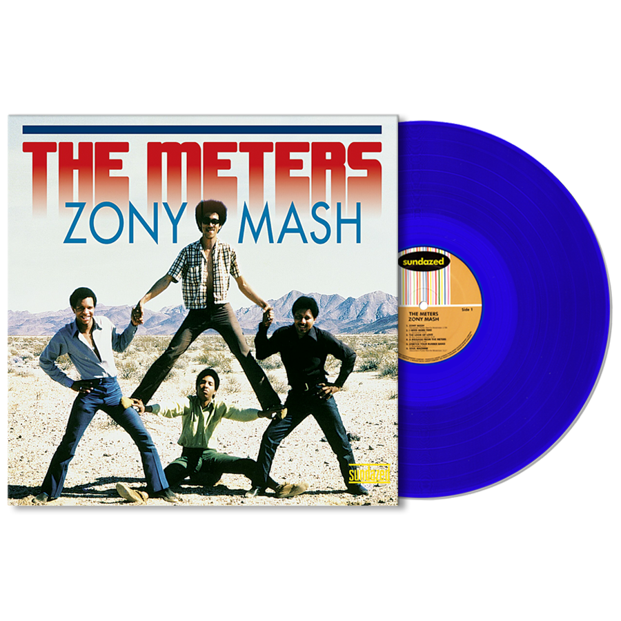 Meters, The - Zony Mash LP - LP-SUND-5087X