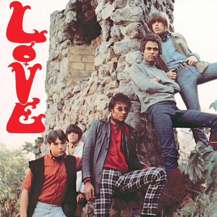 Love - Love LP - LP 5100
