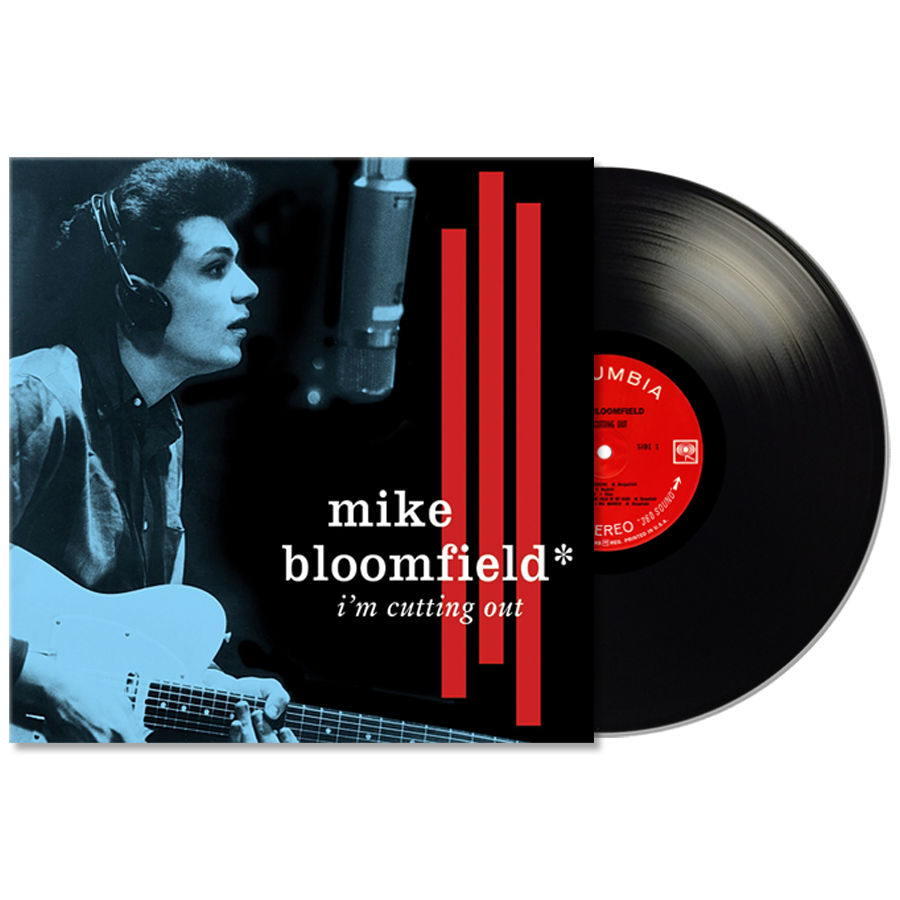 Bloomfield, Mike - Im Cutting Out - LP