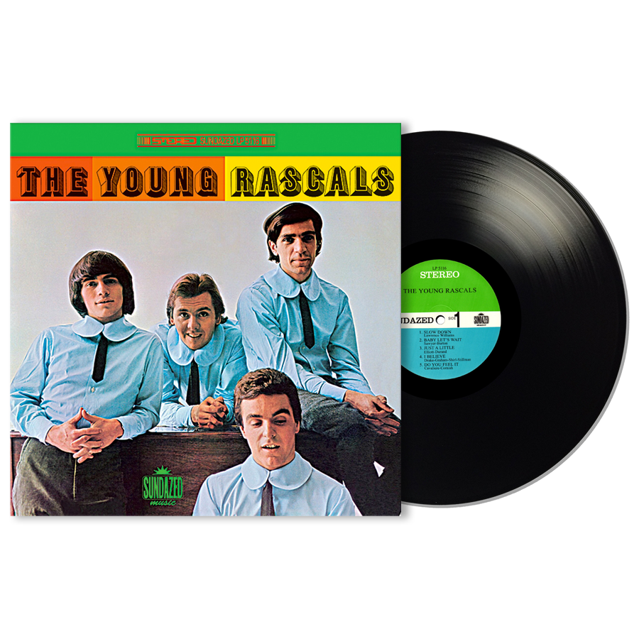 Young Rascals, The - Young Rascals LP