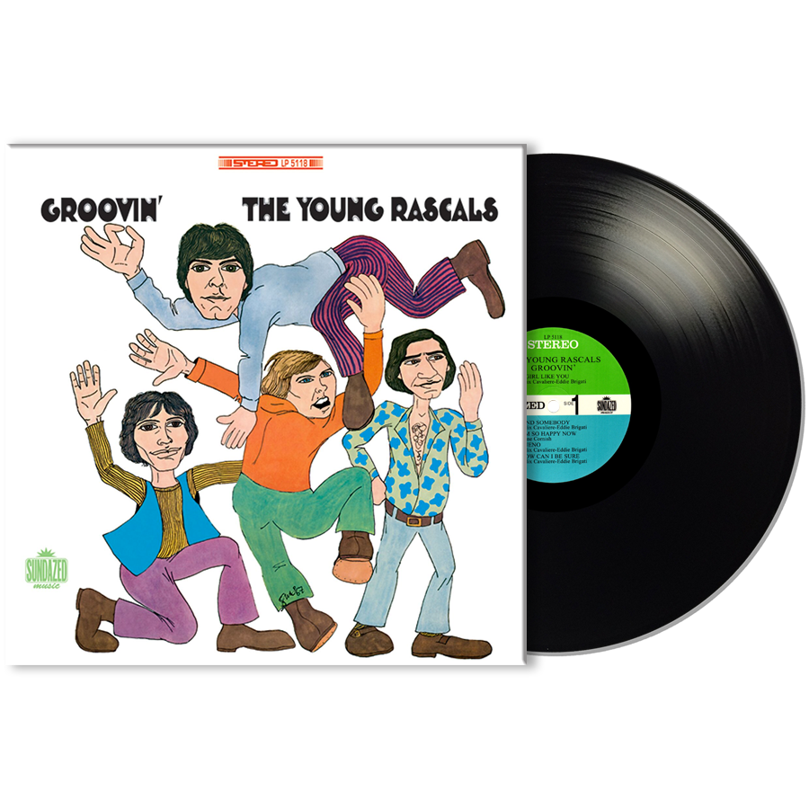 Young Rascals, The - Groovin LP