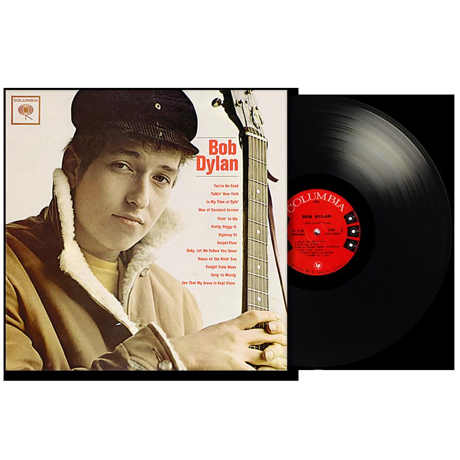 Dylan, Bob - Bob Dylan Mono Edition LP