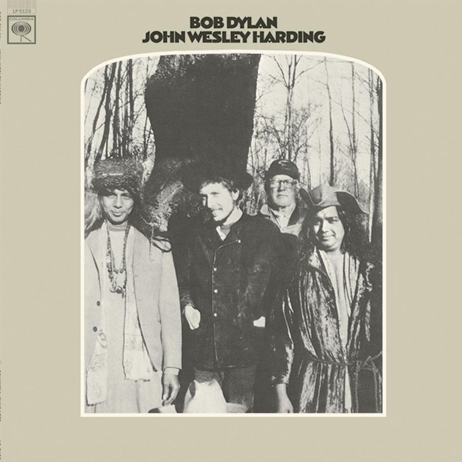 Dylan, Bob - John Wesley Harding Mono Edition LP - LP 5123