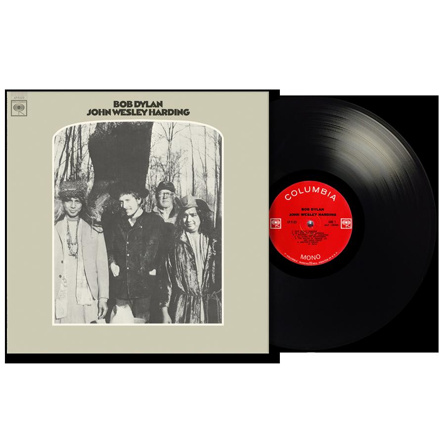 Dylan, Bob - John Wesley Harding Mono Edition LP