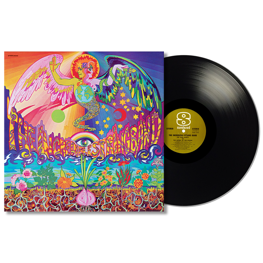 Incredible String Band, The - 5000 Spirits Or Layers Of The Onion LP
