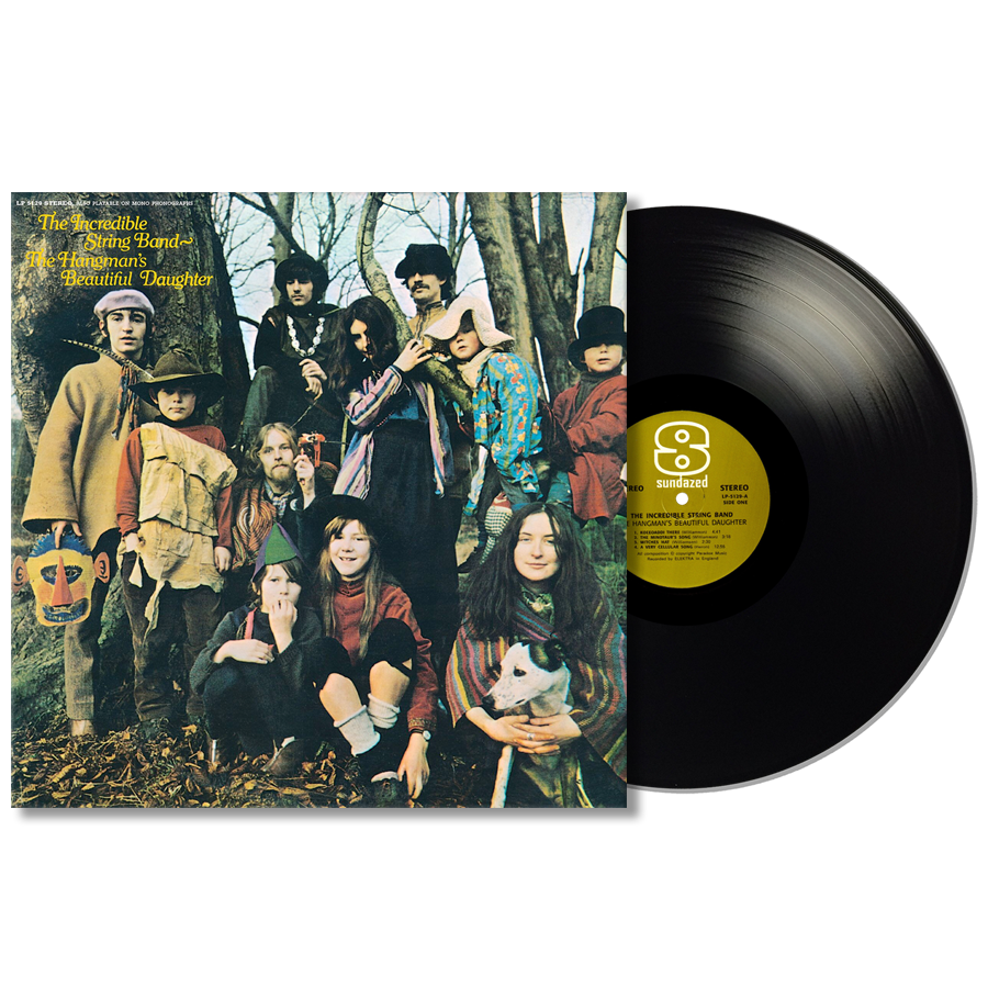 Incredible String Band, The - The Hangman's Beautiful Daughter LP