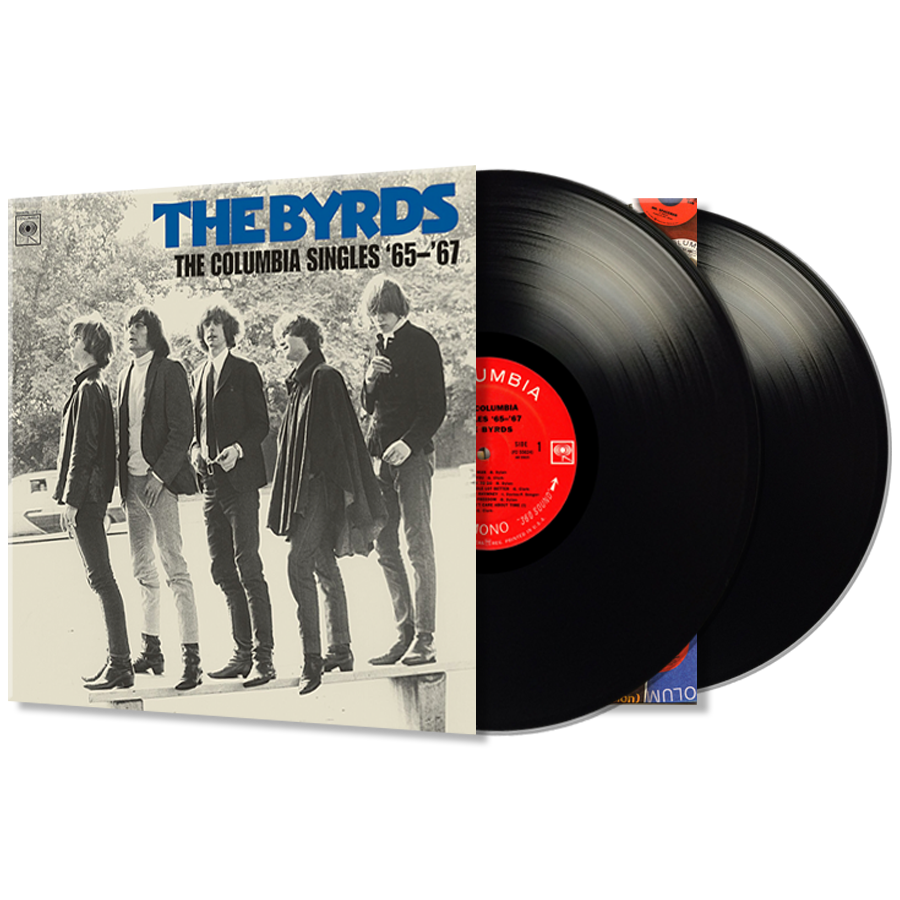 Byrds, The - The Columbia Singles 65-67 2-LP Set