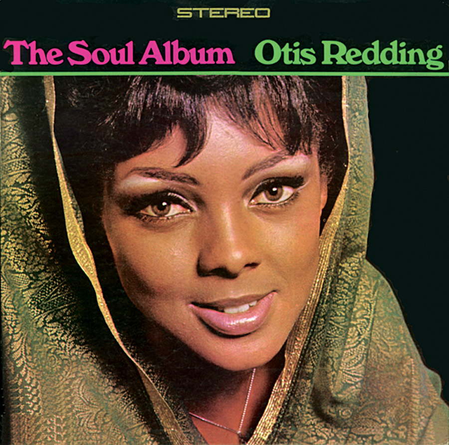 Redding, Otis - The Soul Album LP