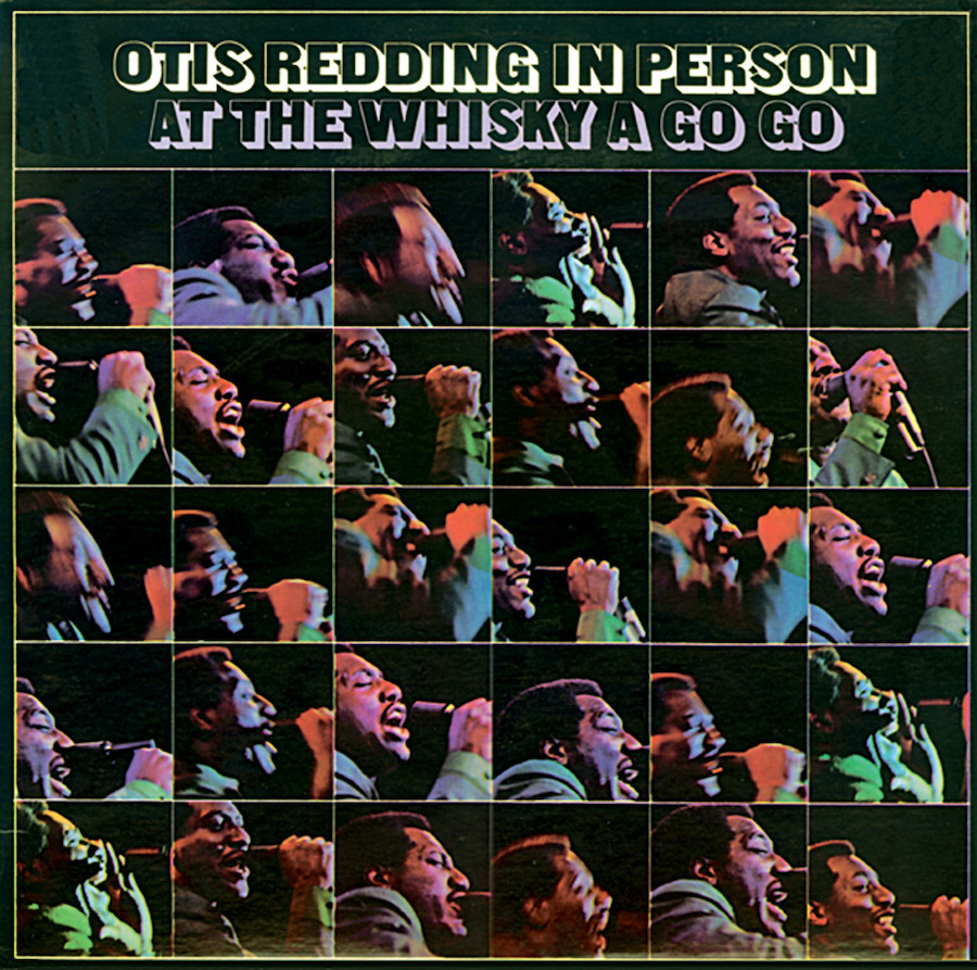Redding, Otis - In Person At The Whisky A Go Go LP