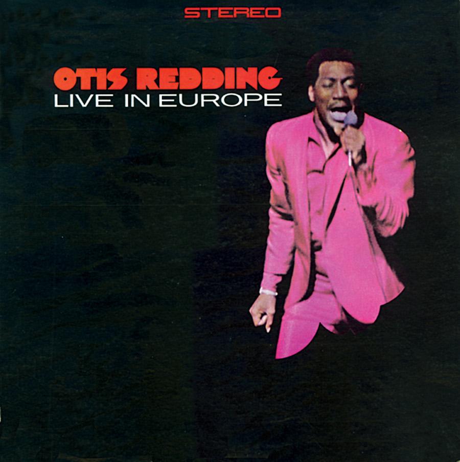 Redding, Otis - Live In Europe LP