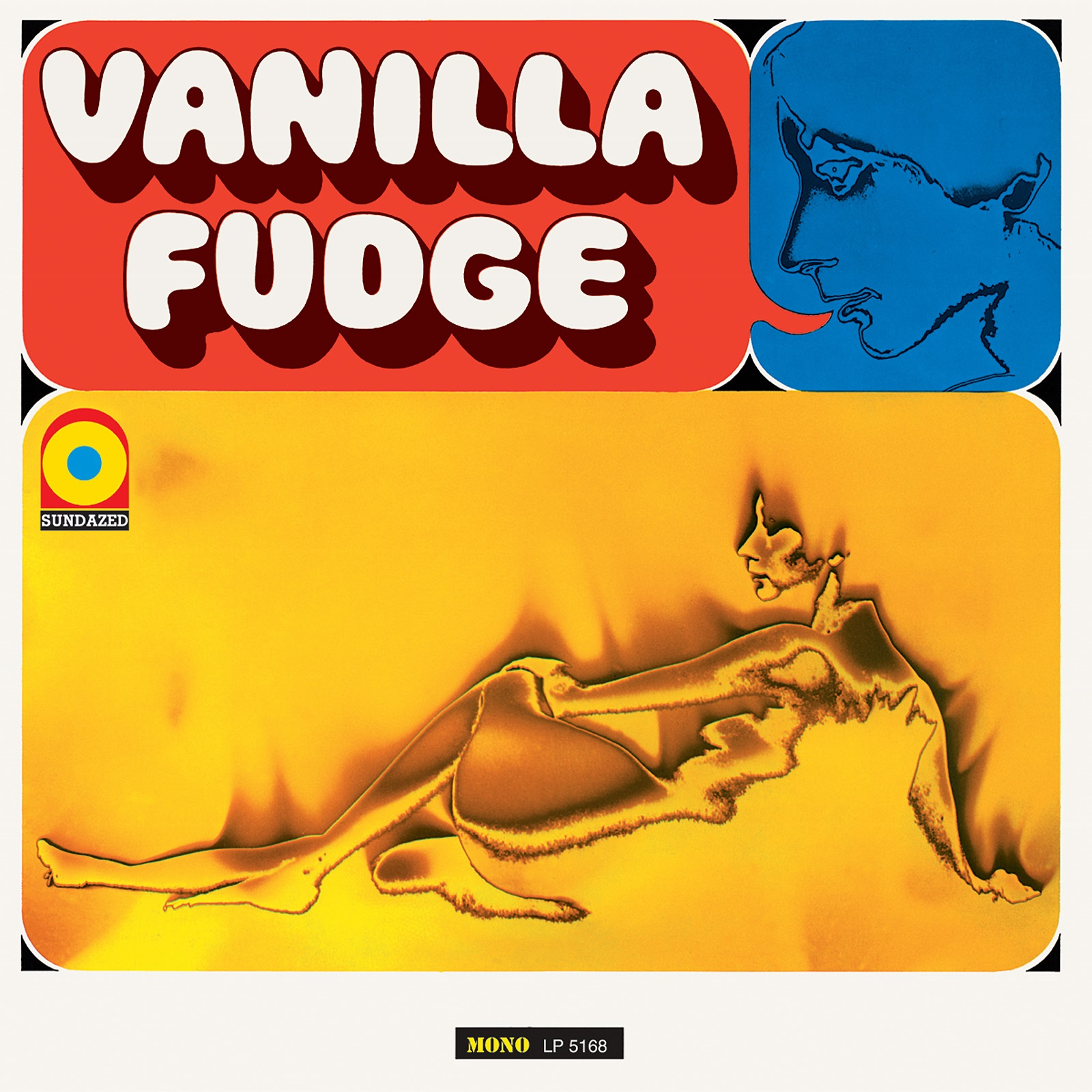 Vanilla Fudge - Vanilla Fudge MONO Edition LP