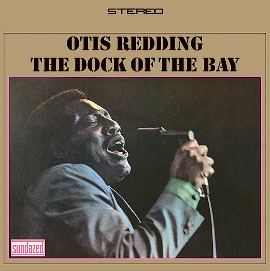 Redding, Otis - The Dock Of The Bay LP