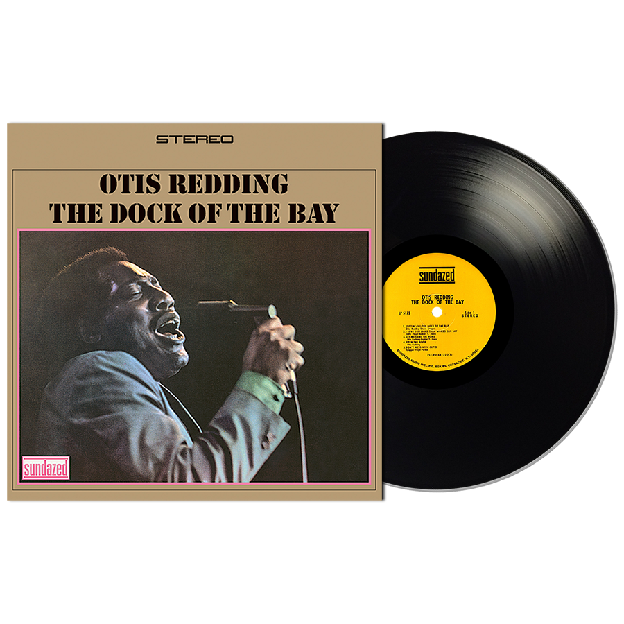 Redding, Otis - The Dock Of The Bay LP