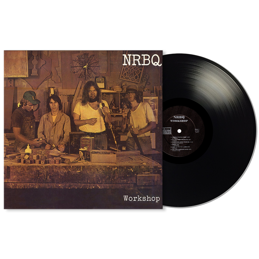 NRBQ - Workshop - LP