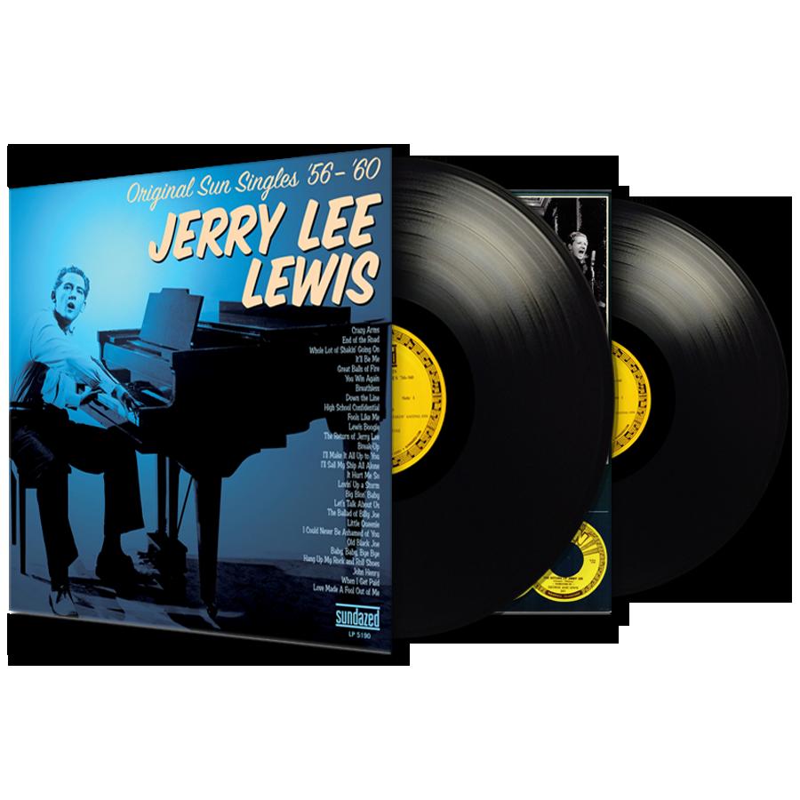 Lewis, Jerry Lee - Original Sun Singles 56 - 60 2-LP Set