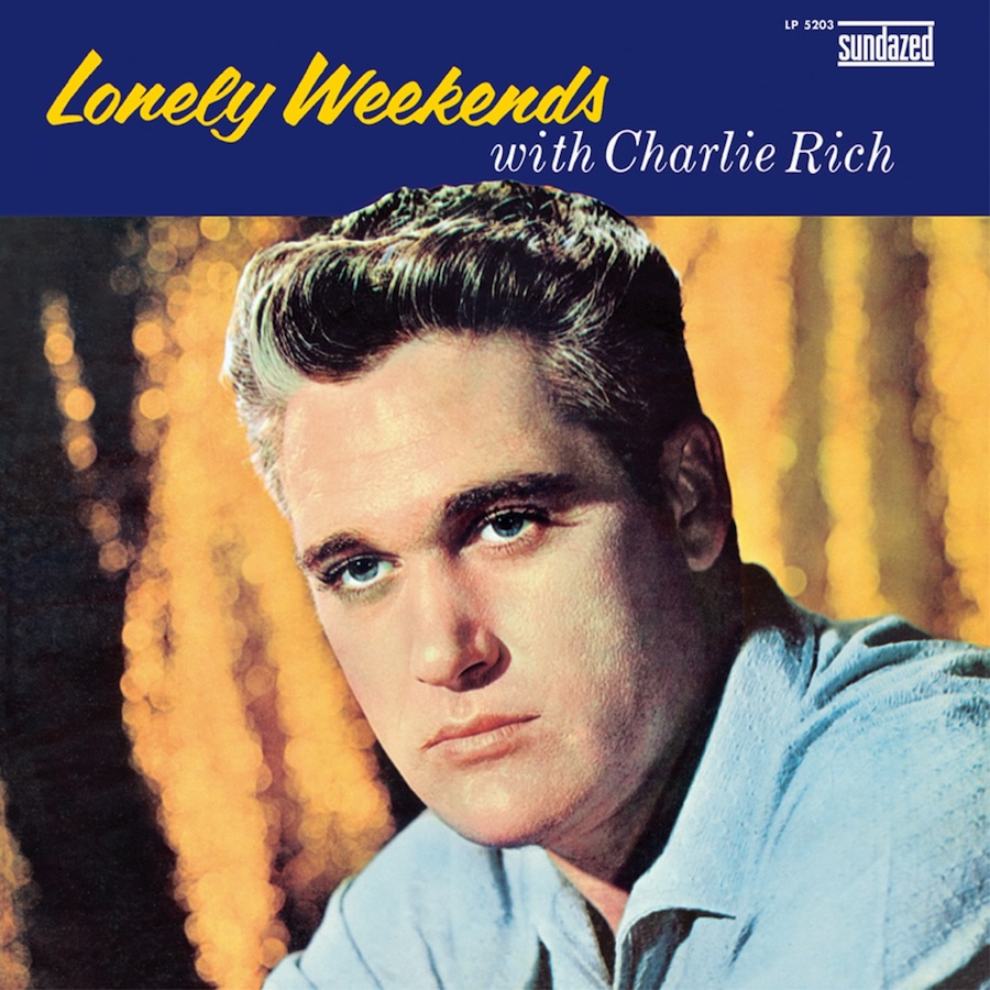 Rich, Charlie - Lonely Weekends - LP