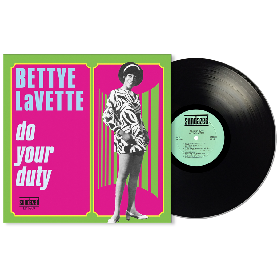 LaVette, Bettye - Do Your Duty LP