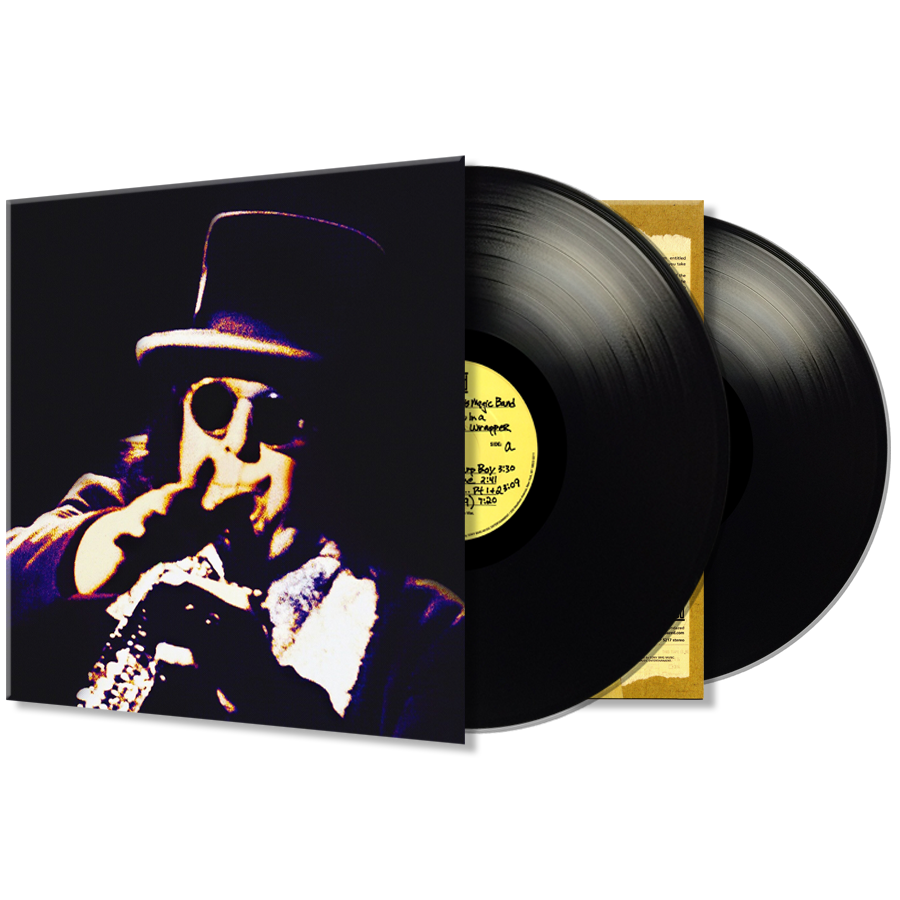 Captain Beefheart and His Magic Band - It Comes to You in a Plain Brown Wrapper 2-LP Set