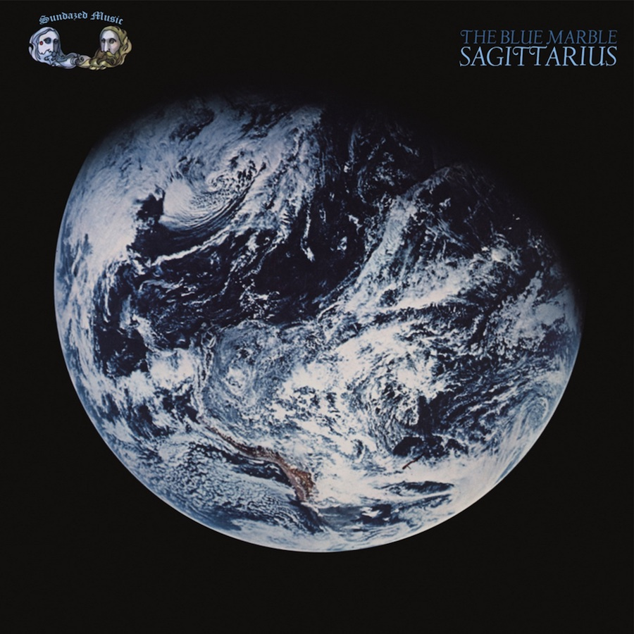 Sagittarius - The Blue Marble -CLEAR COLORED VINYL LIMITED EDITION- LP