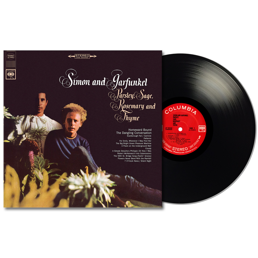 Simon & Garfunkel - Parsley, Sage, Rosemary and Thyme LP