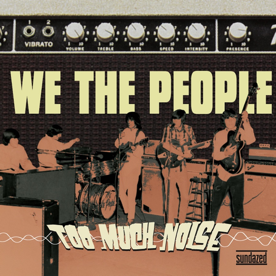 We the People - Too Much Noise LP - LP 5251-CLR
