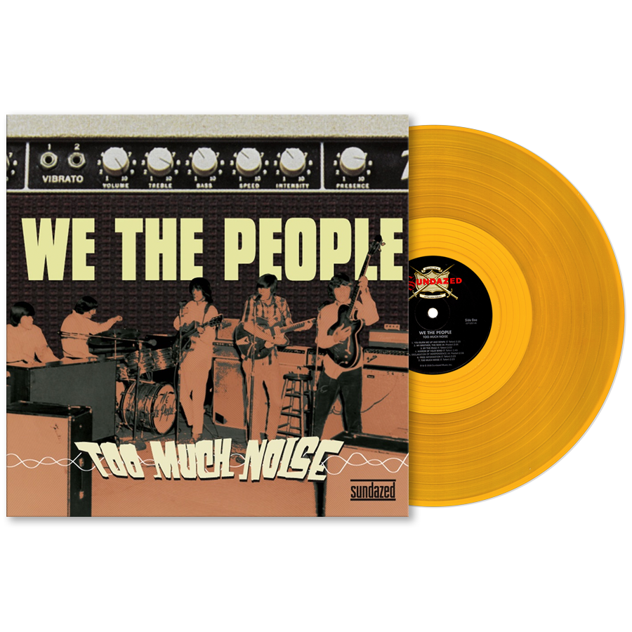 We the People - Too Much Noise LP