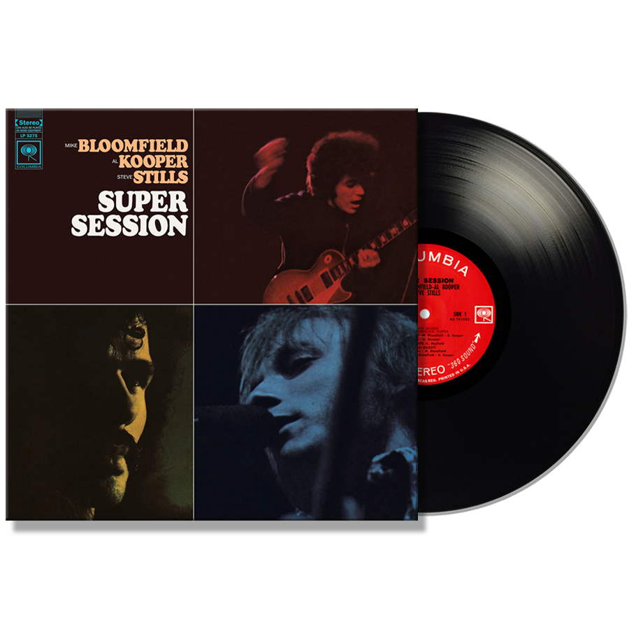Bloomfield, Mike - Super Session LP