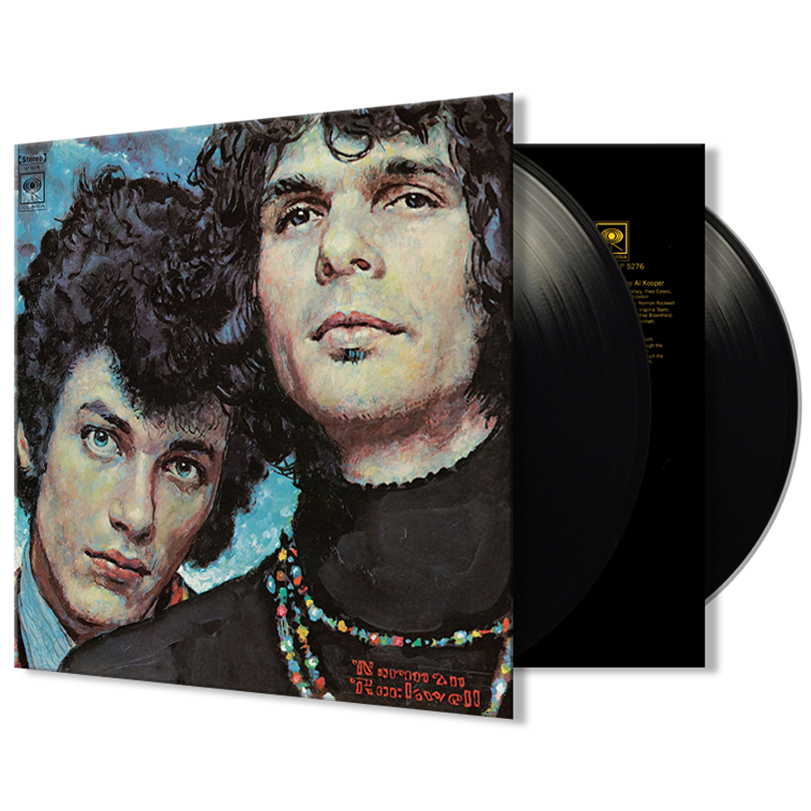 Bloomfield, Mike - The Live Adventures of Mike Bloomfield and Al Kooper 2-LP Set