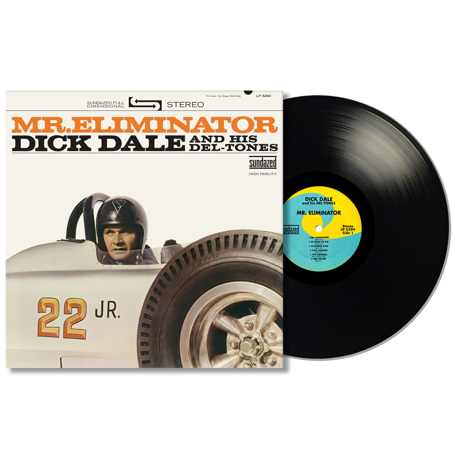 Dick Dale and His Del-Tones - Mr. Eliminator LP