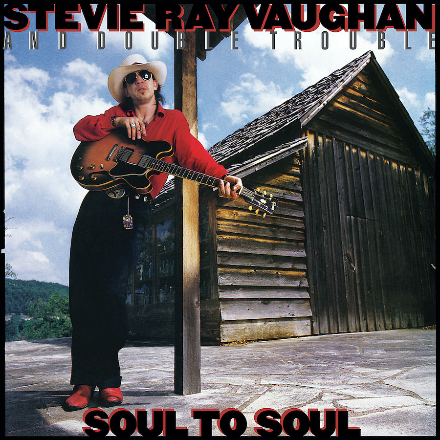 Stevie Ray Vaughan - Soul To Soul - LP