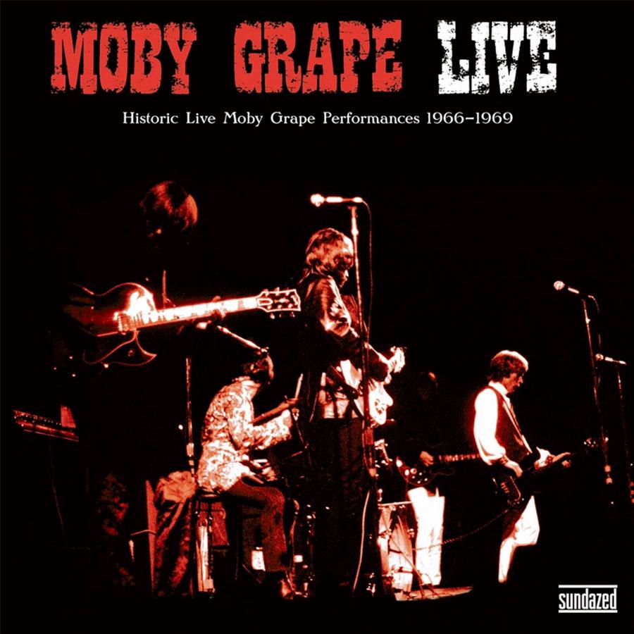 Moby Grape - Moby Grape Live - 2-LP Set - LP-SUND-5314