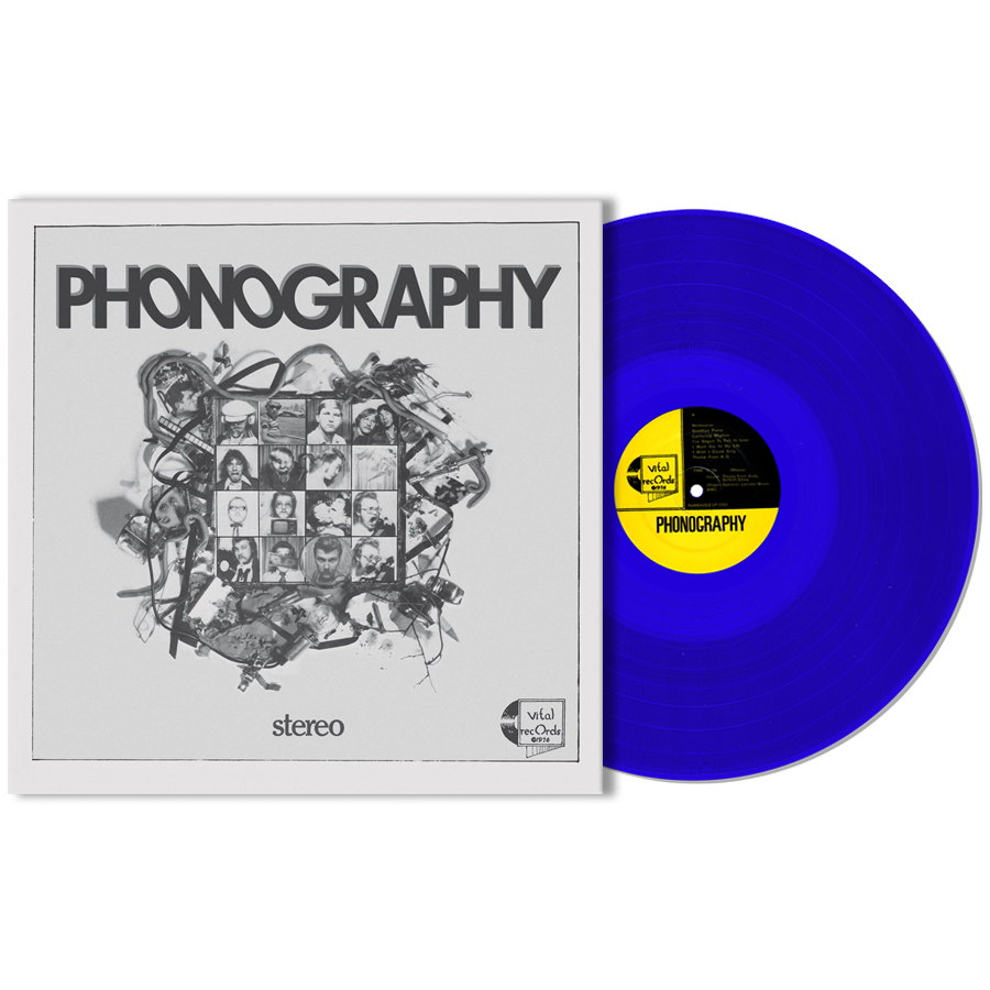 Moore, R. Stevie - Phonography LP