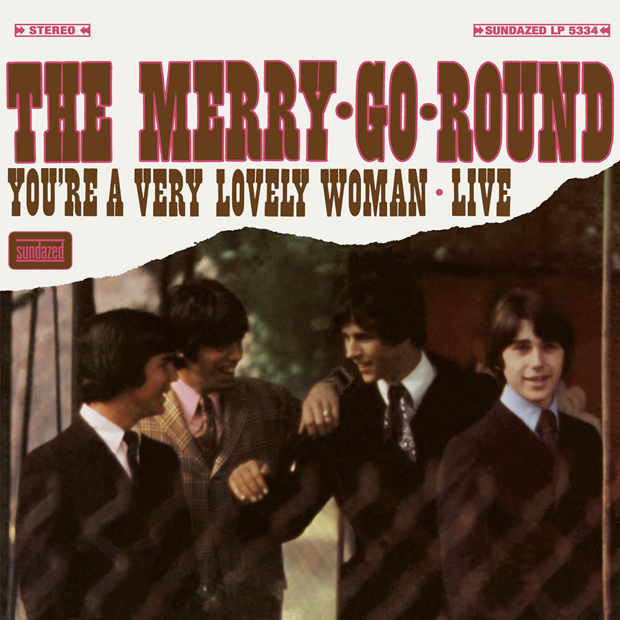 Merry-Go-Round, The - You're a Very Lovely Woman LP - LP 5334