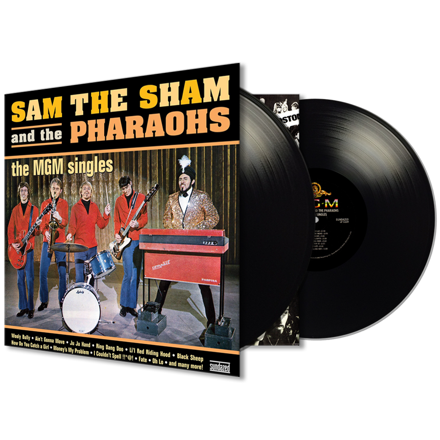 Sam the Sham and the Pharaohs - The MGM Singles 2-LP Set