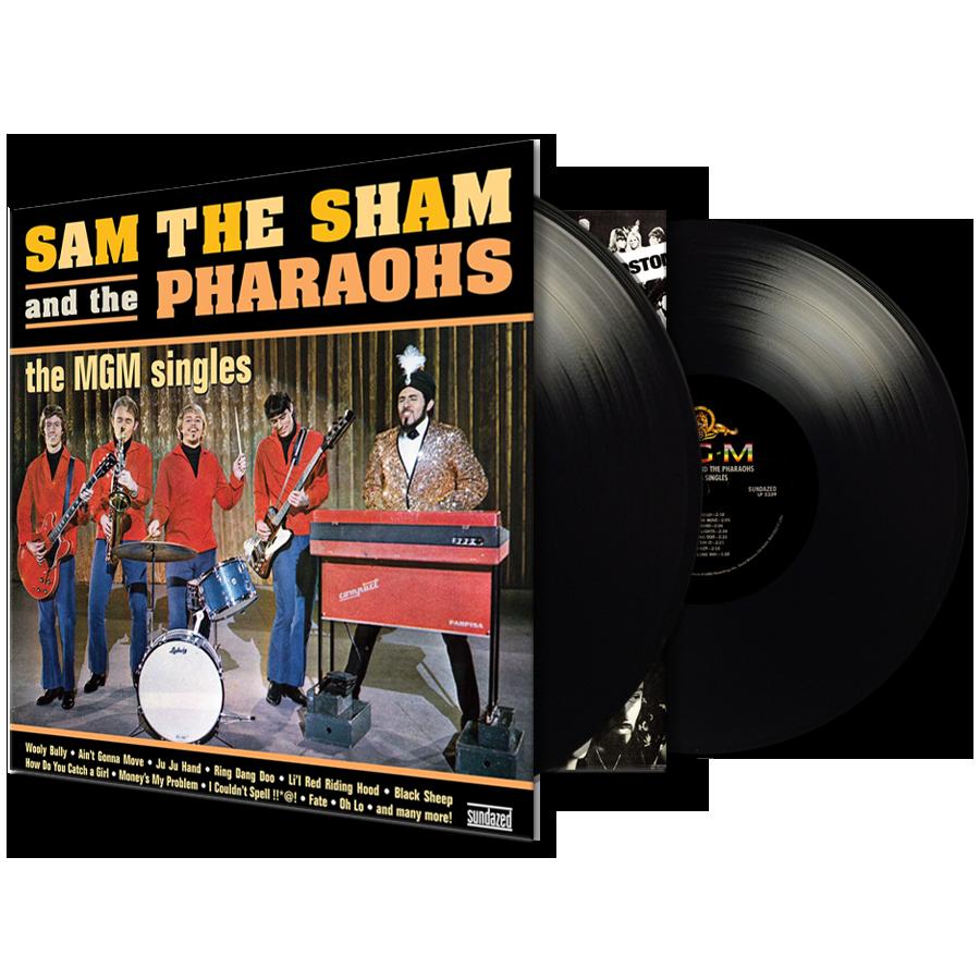 Sam the Sham and the Pharaohs - The MGM Singles 2-LP Set
