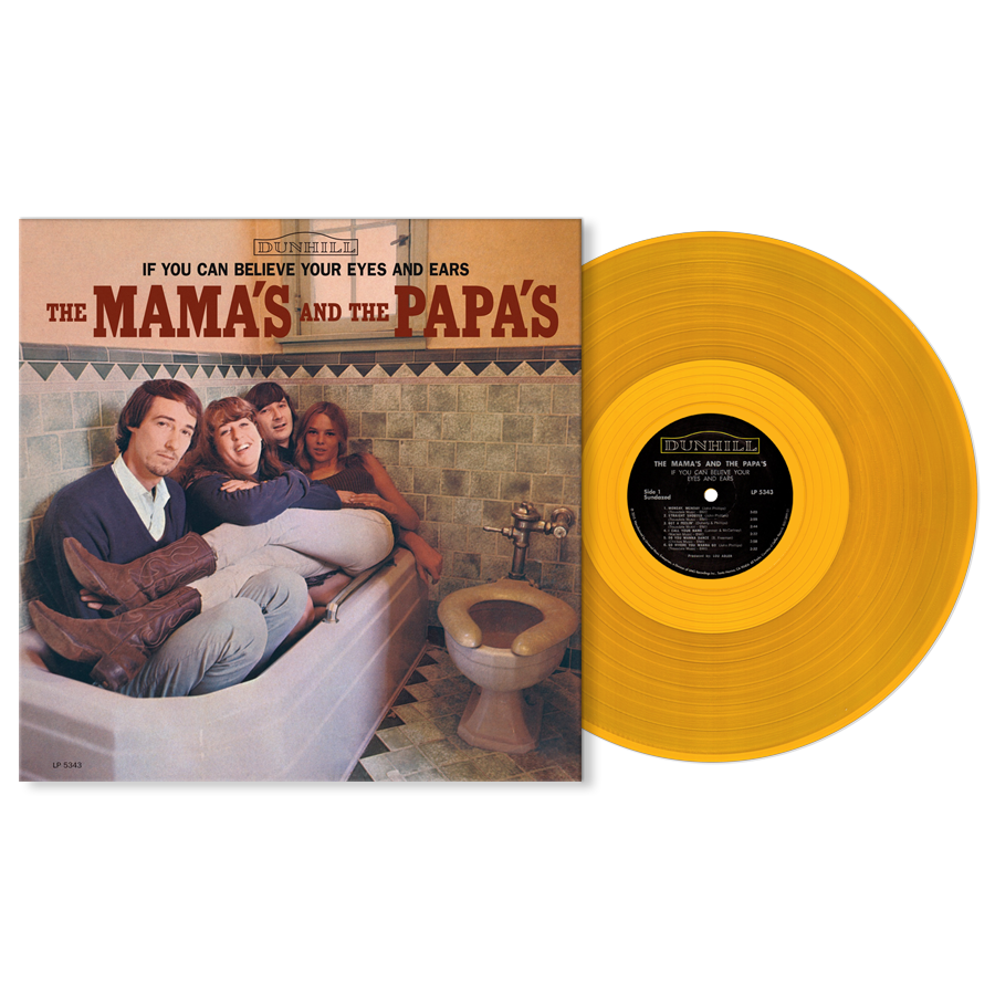 Mamas and the Papas - If You Can Believe Your Eyes and Ears MONO Edition LP