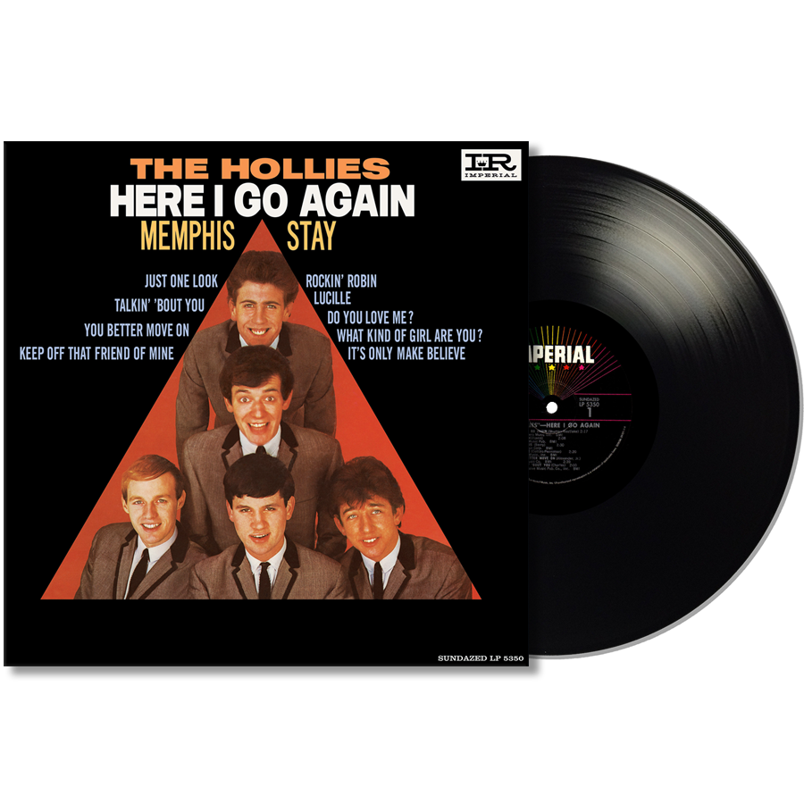Hollies, The - Here I Go Again MONO Edition LP