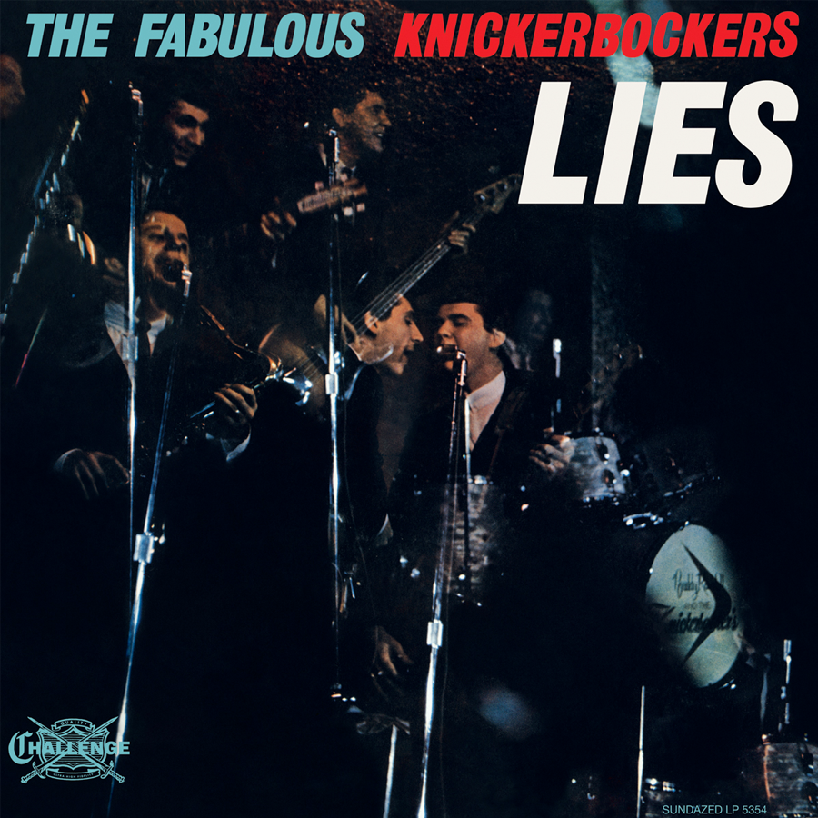 Knickerbockers, The - Lies MONO EDITION LP - LP 5354