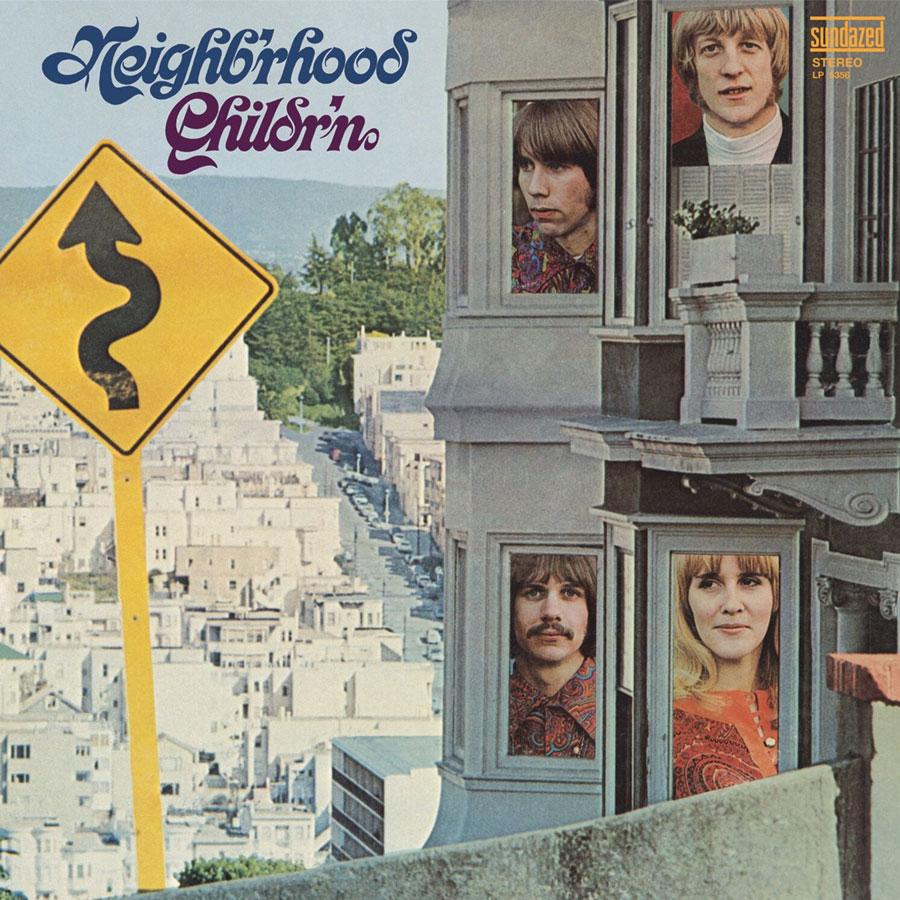 Neighb'rhood Childr'n - Neighb'rhood Childr'n LP - LP-SUND-5356X