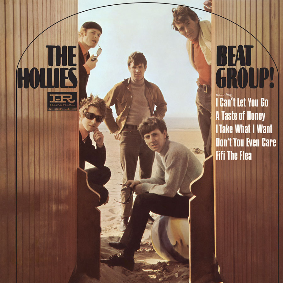 Hollies, The - Beat Group! MONO Edition LP - LP 5359