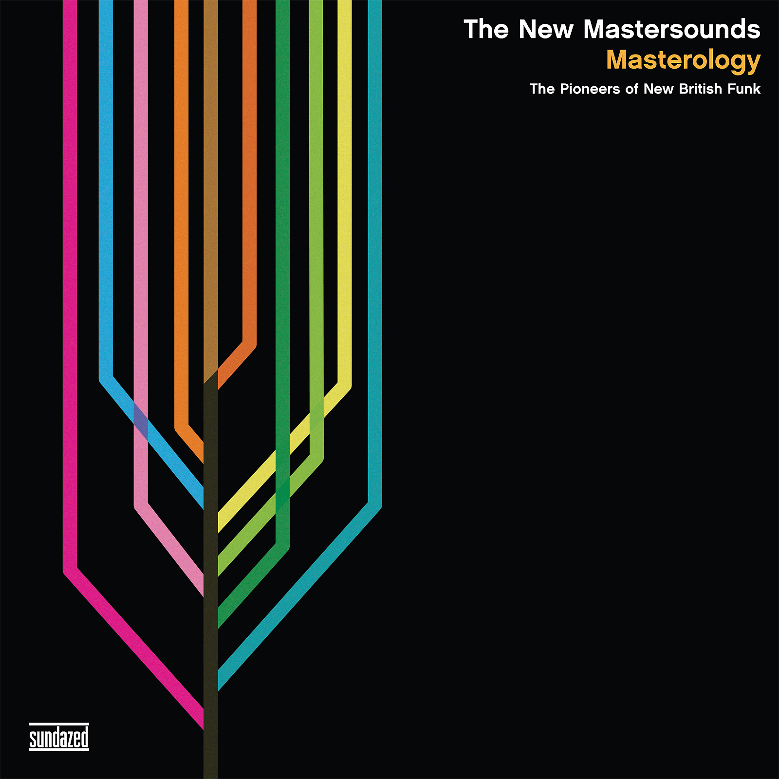 New Mastersounds, The - Masterology: The Pioneers of New British Funk 2-LP Set