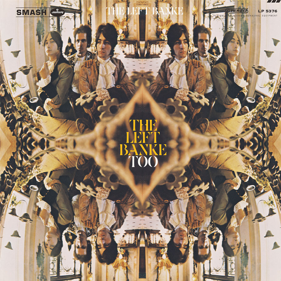 Left Banke, The - The Left Banke Too LP - LP-SUND-5376