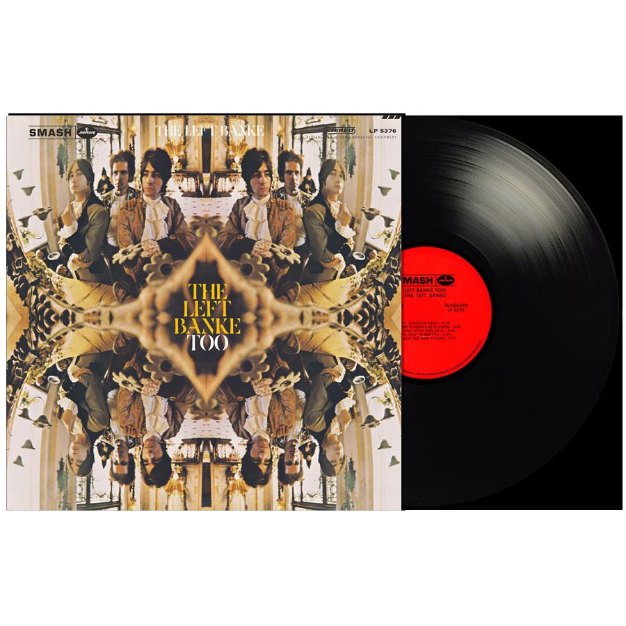Left Banke, The - The Left Banke Too - WHITE VINYL LP