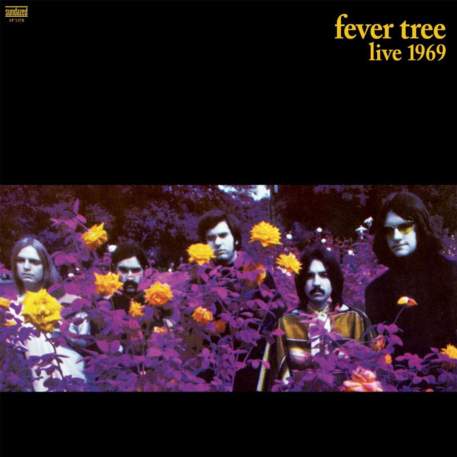 Fever Tree - Live 1969 LP - LP 5378