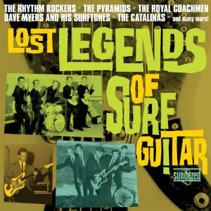 Various Artists - Lost Legends of Surf Guitar