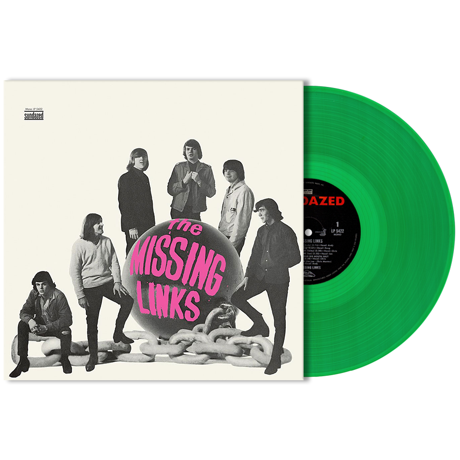Missing Links, The - The Missing Links LP w/ The Links Unchained EP