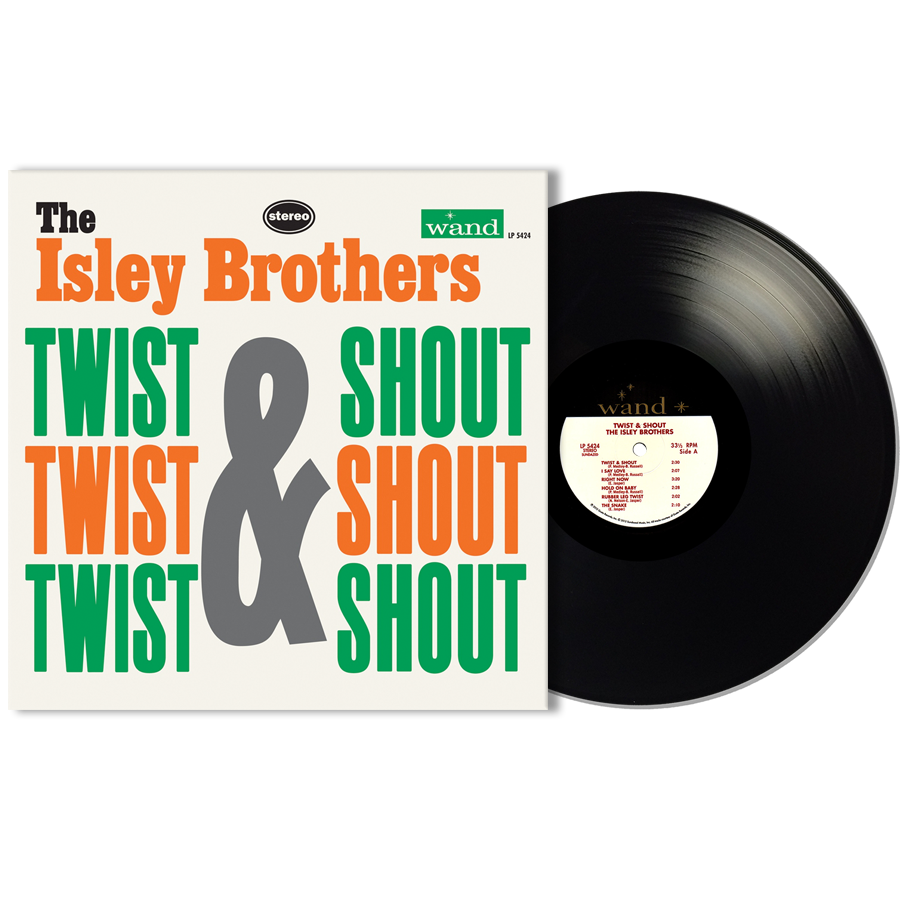 Isley Brothers, Isley - Twist & Shout LP