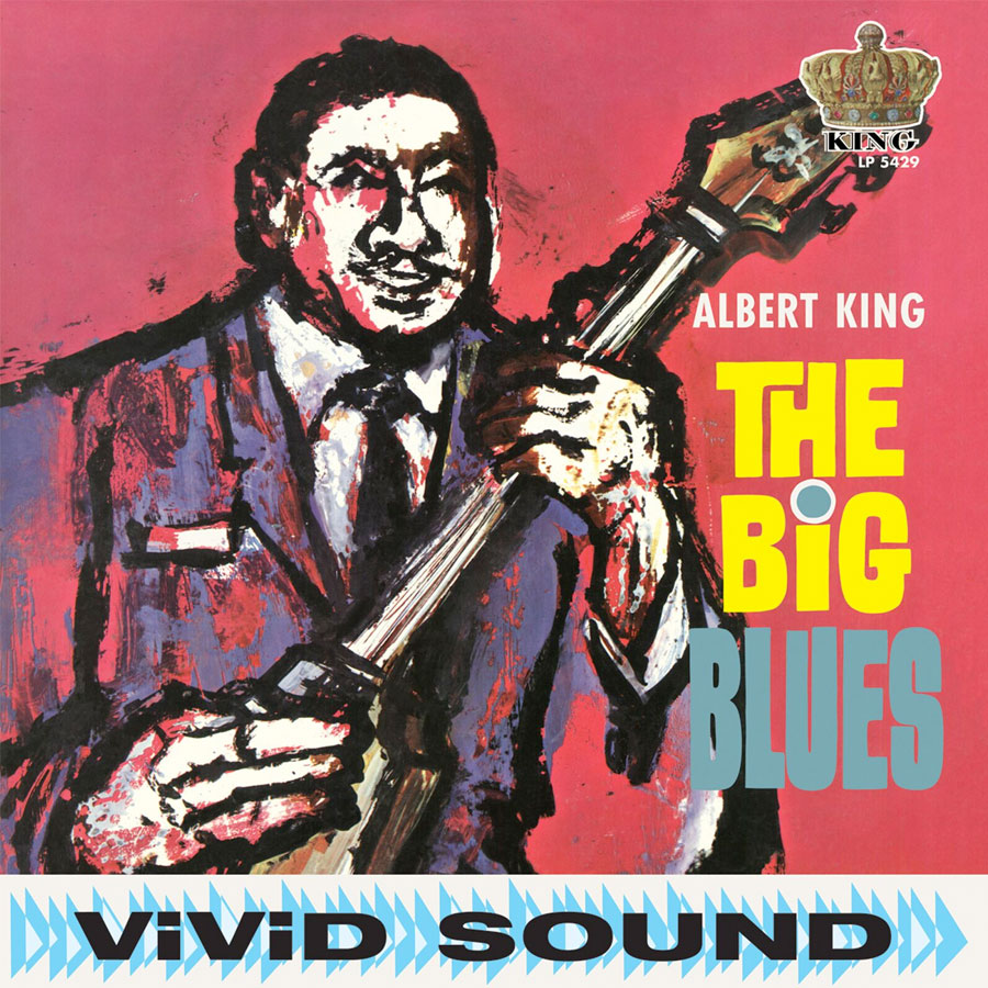 King, Albert - The Big Blues LP