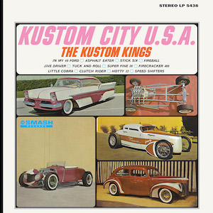Kustom Kings (1964), The