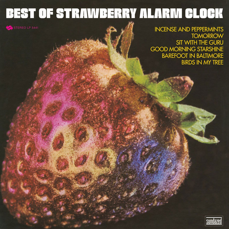 Strawberry Alarm Clock, The - The Best of the Strawberry Alarm Clock - LP